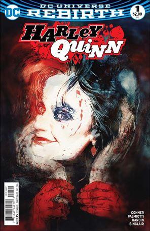 Harley Quinn (2016) 1-B