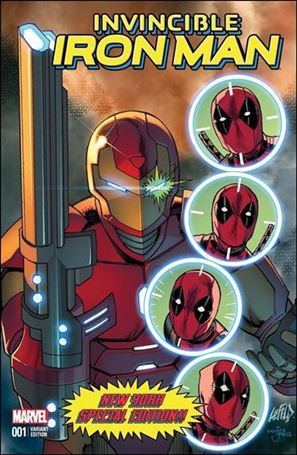 Invincible Iron Man (2015)  1-YE