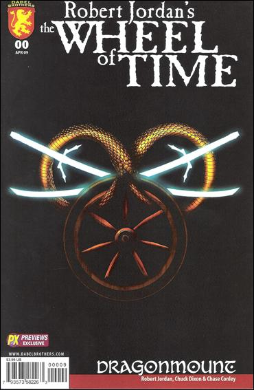Robert Jordan's The Wheel of Time: Dragonmount 0-B by Dabel Brothers (DB) Productions
