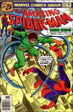 Amazing Spider-Man (1963) 157-A