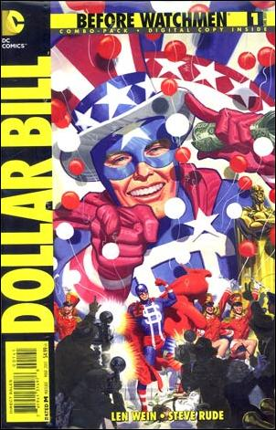 Before Watchmen: Dollar Bill 1-B by DC