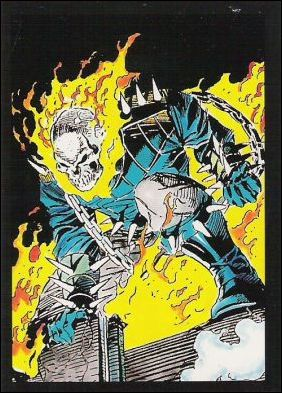Ghost Rider II (Base Set)  60-A by Comic Images
