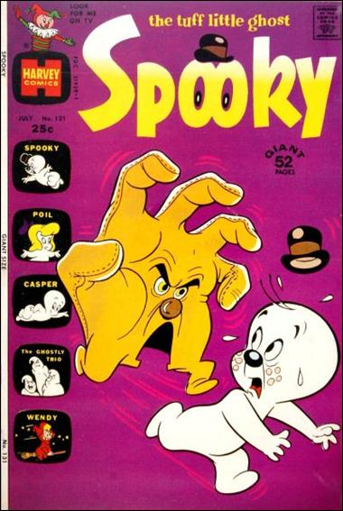 Spooky (1955) 131-A by Harvey