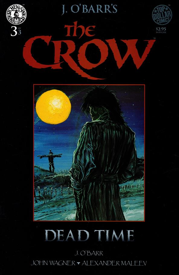 Crow: Dead Time 3-A by Kitchen Sink