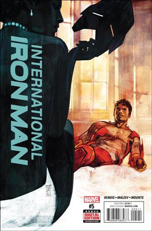 International Iron Man 5-A