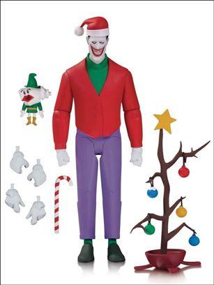 Batman Animated Holiday Joker (BAS) (Loose)