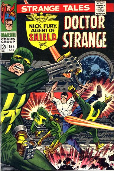 Strange Tales (1951) 155-A by Marvel