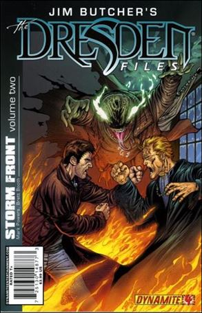 Jim Butcher's The Dresden Files: Storm Front (2009) 4-A