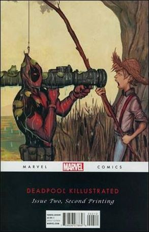 Deadpool Killustrated 2-B
