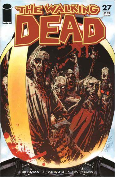 Walking Dead (2003) 27-A by Image