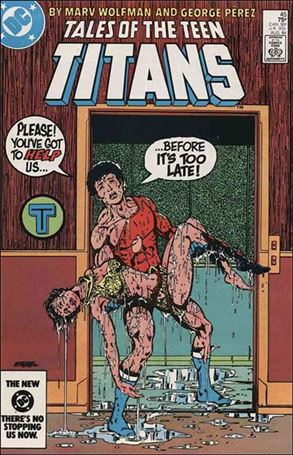 Tales of the Teen Titans 45-A