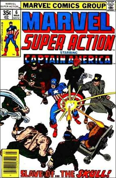 Marvel Super Action (1977) 6-A by Marvel
