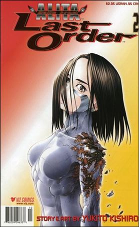 Battle Angel Alita: Last Order 2-A