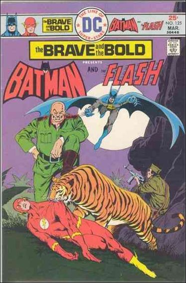 Brave and the Bold (1955) 125-A by DC
