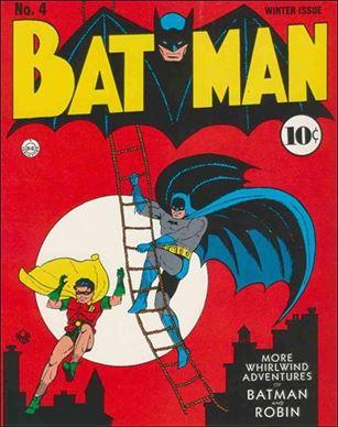 Batman (1940) 4-A