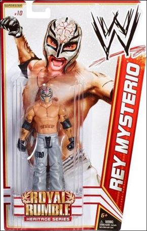 WWE Superstars (2012) Rey Mysterio
