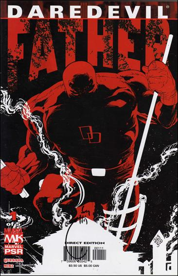 Daredevil: Father 1-D by Marvel