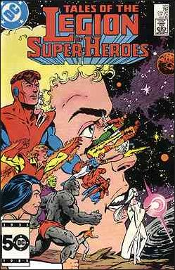 Tales of the Legion of Super-Heroes 325-A by DC