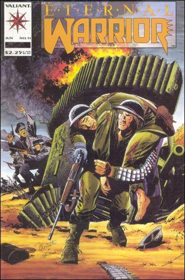 Eternal Warrior (1992) 11-A by Valiant