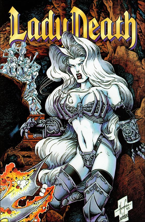 Lady Death III: The Odyssey 2-A by Chaos! Comics