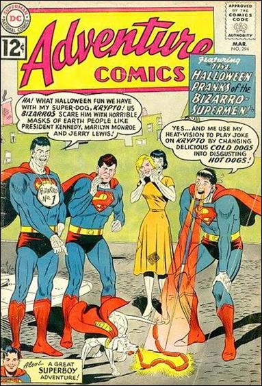 Adventure Comics (1938) 294-A by DC