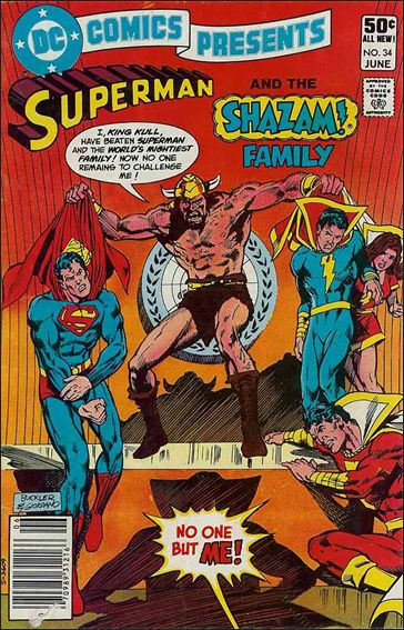 DC Comics Presents 34-A by DC