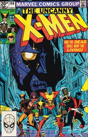 Uncanny X-Men (1981) 149-B