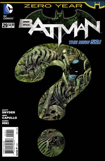 Batman (2011) 29-A by DC