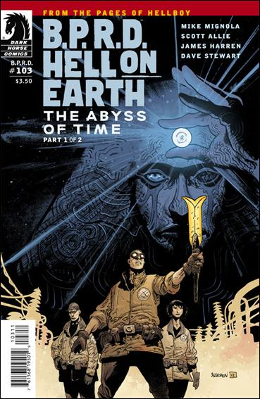 B.P.R.D. Hell on Earth (2012) 103-A by Dark Horse