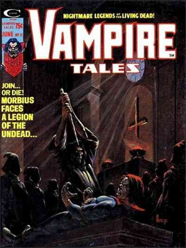 Vampire Tales 11-A by Marvel