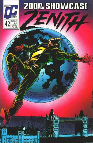 2000 A.D. Showcase (1988) 42-A by Quality Comics