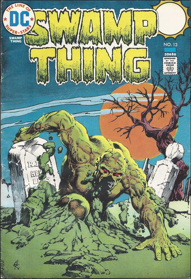 Swamp Thing (1972) 13-B by DC
