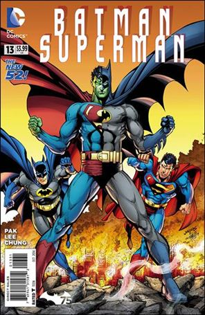 Batman/Superman 13-D