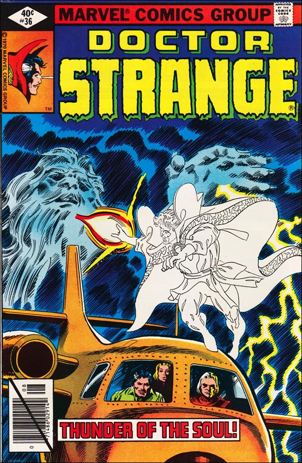Doctor Strange (1974) 36-A by Marvel
