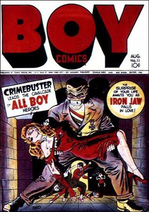 Boy Comics 11-A