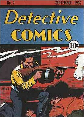 Detective Comics (1937) 7-A by DC