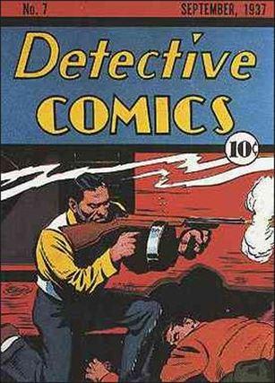 Detective Comics (1937) 7-A