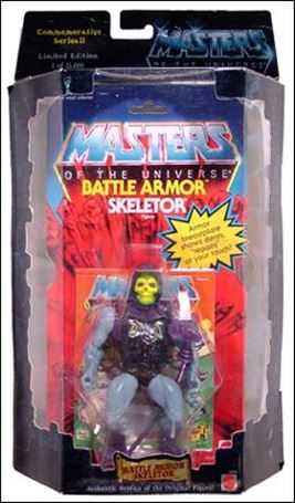 Masters of the Universe (Commemorative Series) Battle Armor Skeletor