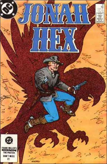 Jonah Hex (1977) 81-A by DC