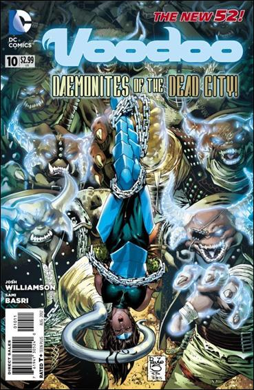 Voodoo (2011) 10-A by DC