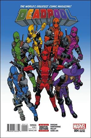 Deadpool (2016) 4-C