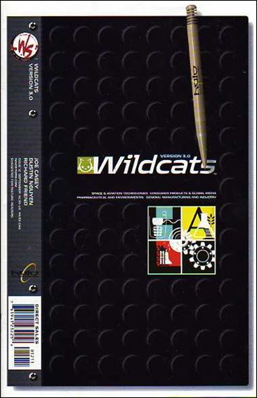 WildCats Version 3.0 12-A by WildStorm