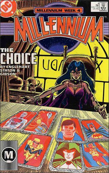 Millennium (1988) 4-A by DC