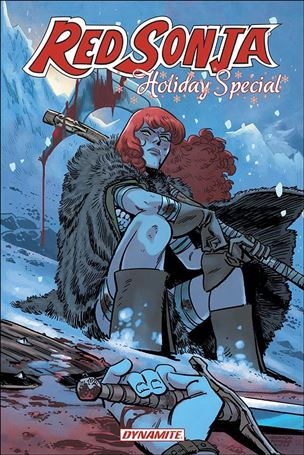 Red Sonja Holiday Special 1-A