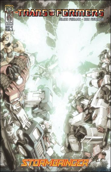 Transformers: Stormbringer 2-A by IDW