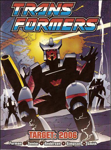 Transformers: Target: 2006 nn-A by Titan