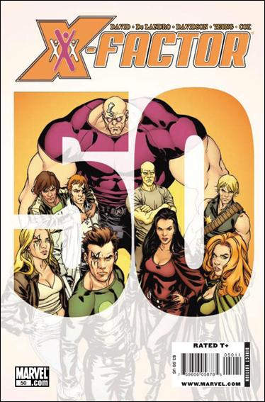 X-Factor (2006) 50-A by Marvel