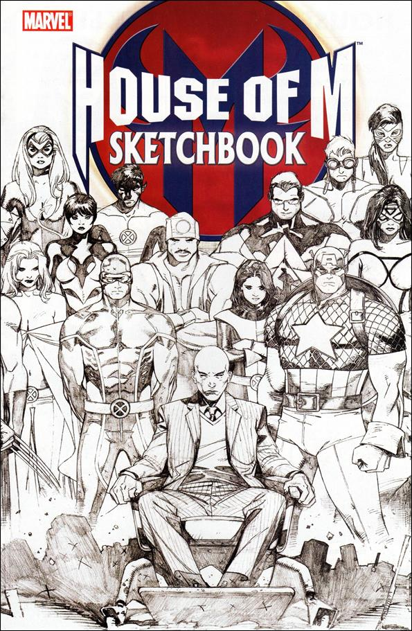 House of M: Sketchbook 1-A by Marvel