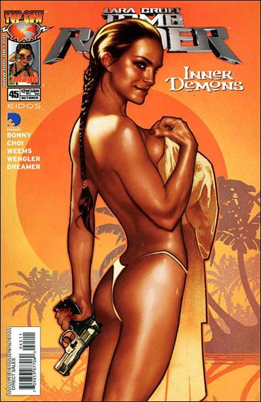 Tomb Raider: The Series 45-A by Top Cow