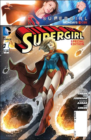 Supergirl (2011) 1-C by DC